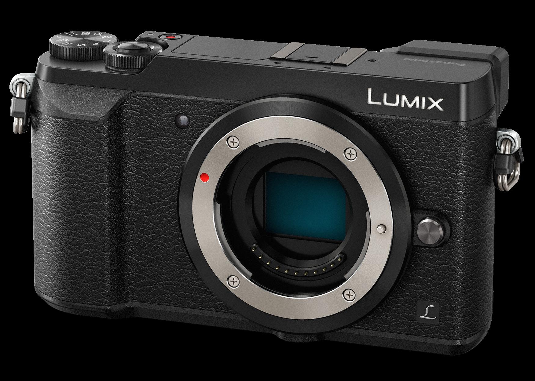 PANASONIC Lumix DMC-GX80 tělo černý + získejte zpět 950Kč