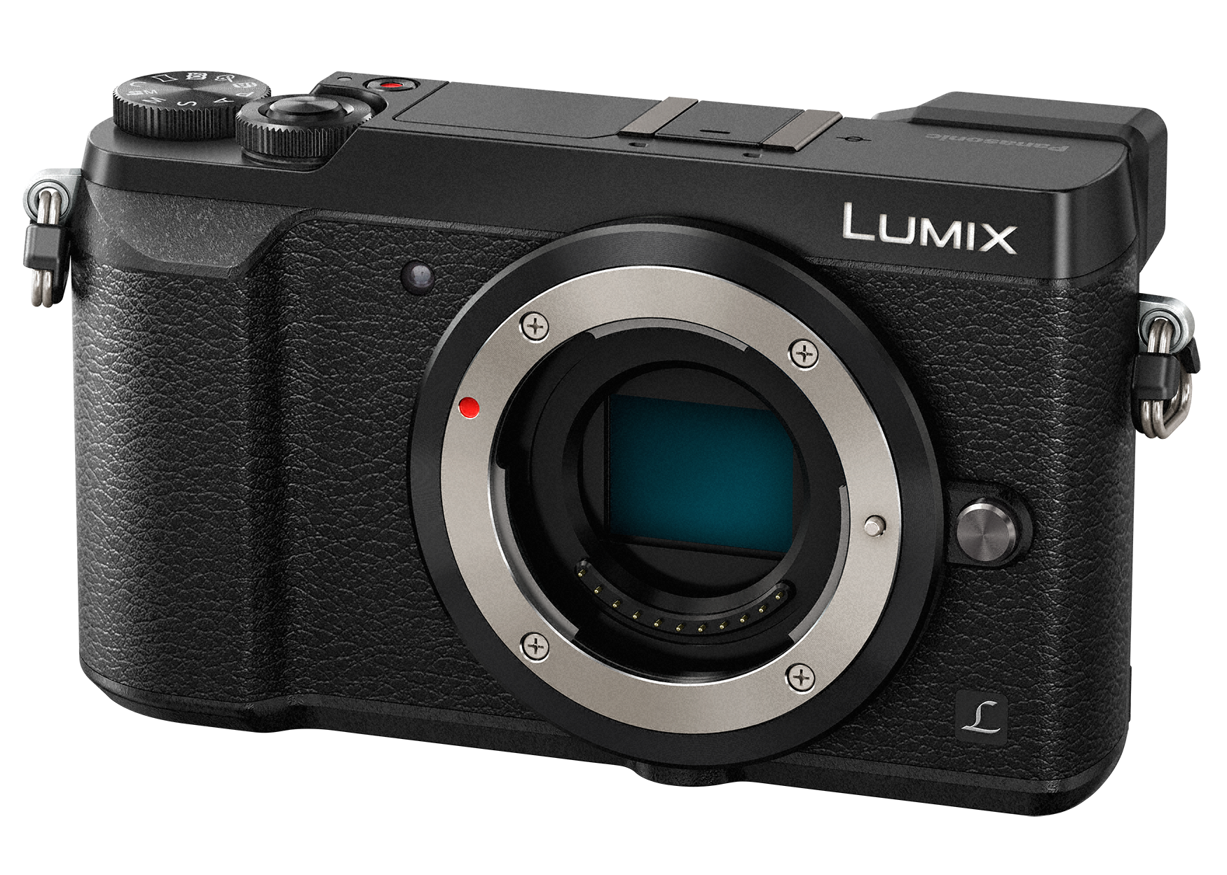 PANASONIC Lumix DMC-GX80 tělo černý