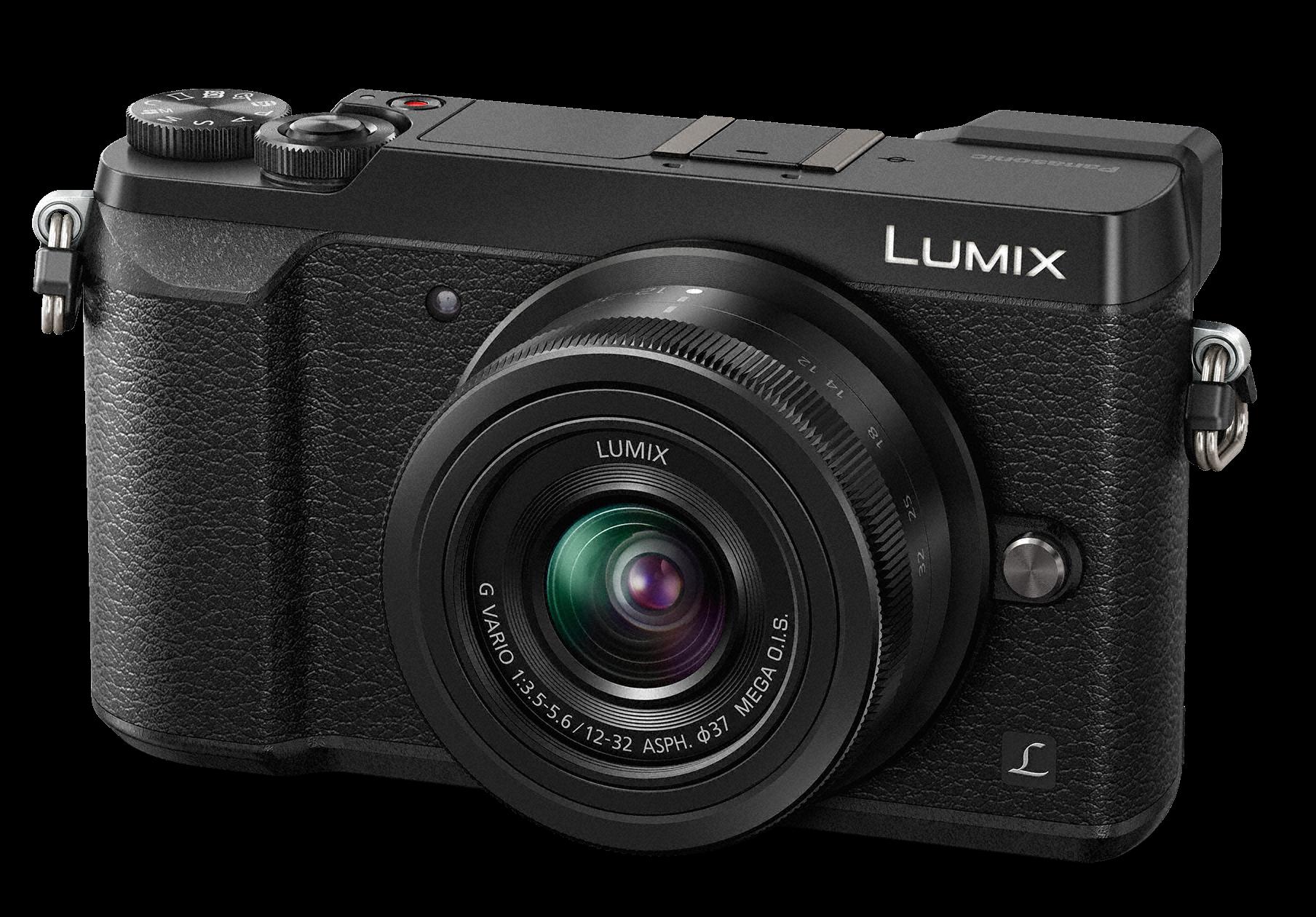 PANASONIC Lumix DMC-GX80 + 12-32mm černý