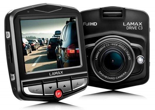 LAMAX DRIVE C3- kamera do auta