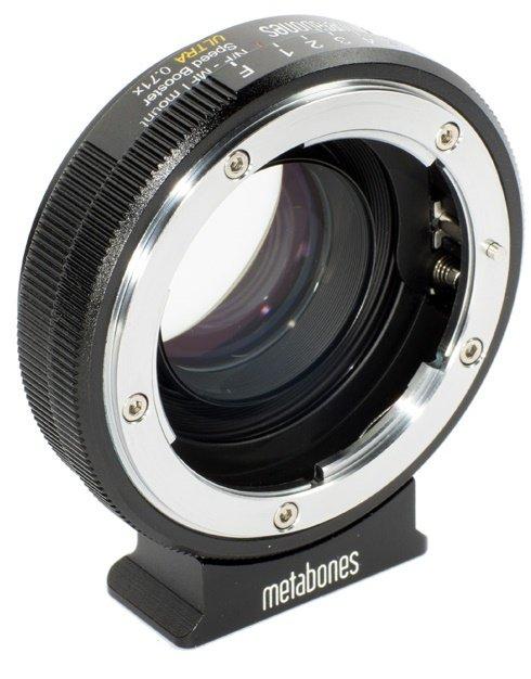 METABONES adaptér objektivu Nikon G na Olympus MFT Speed Booster Ultra 0,71x