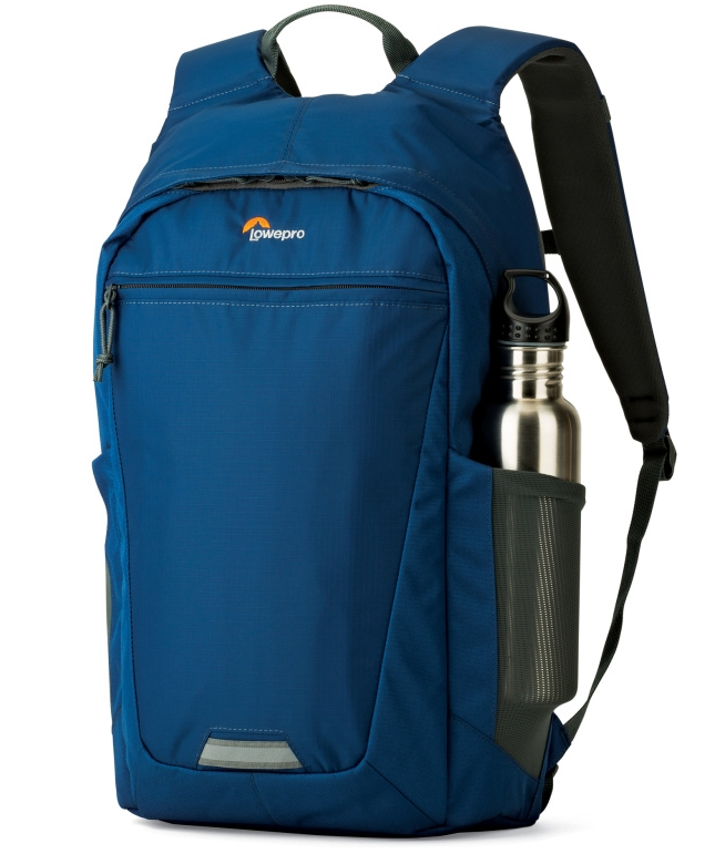 LOWEPRO Photo Hatchback 150 AW II - fotobatoh modrý