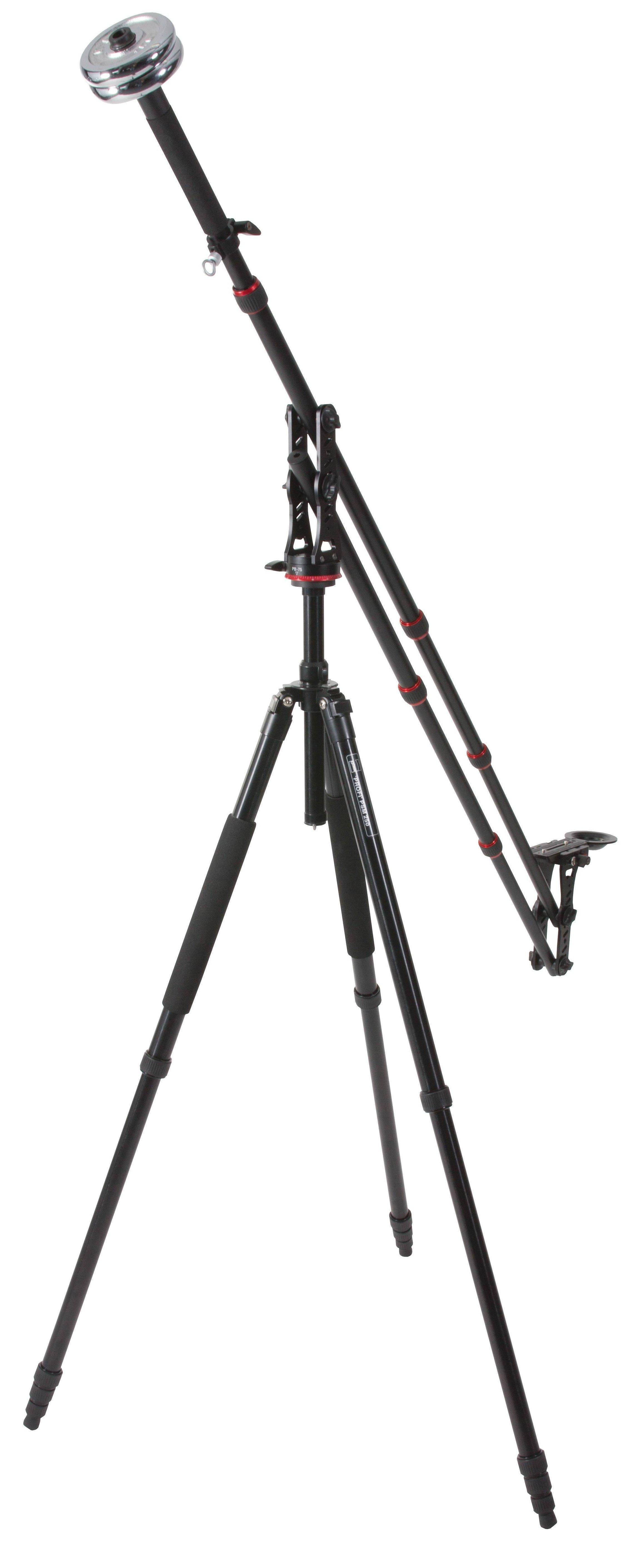 DORR kamerový jeřáb JIB JB-1900C karbon