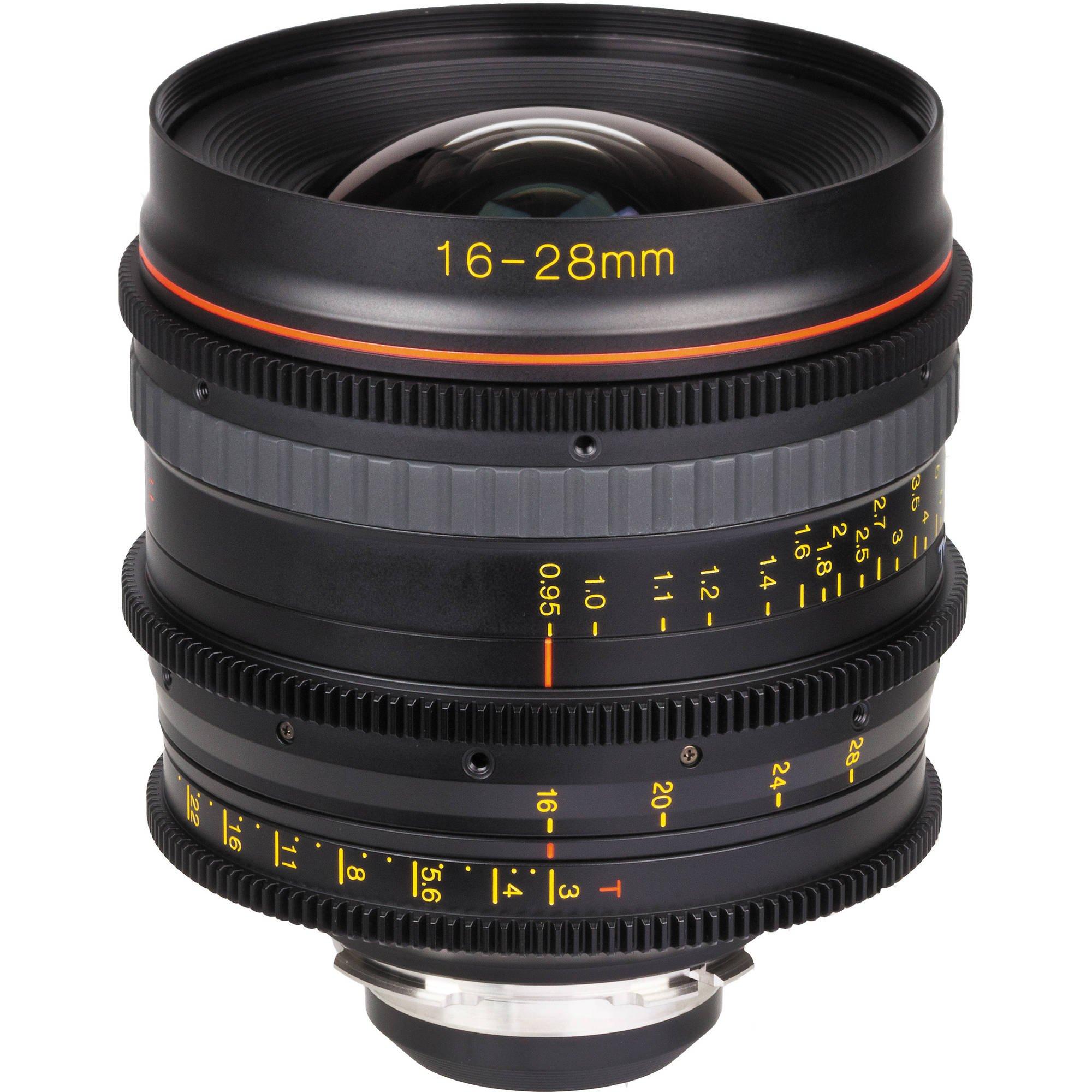 TOKINA 16-28 mm T3 Cinema ATX pro Canon EOS