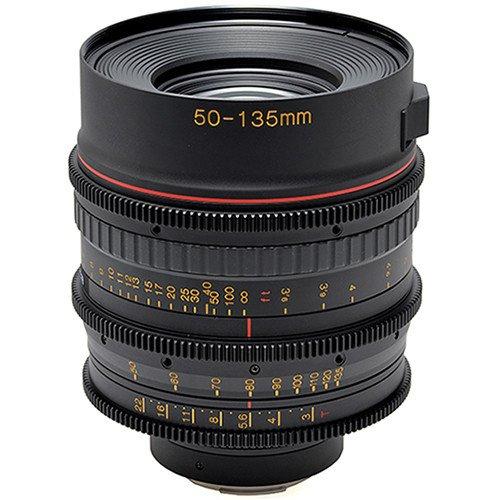 TOKINA 50-135 mm T3 Cinema ATX pro Canon EOS