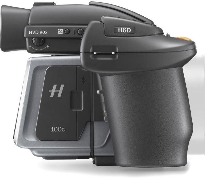 HASSELBLAD H6D-100c WiFi tělo