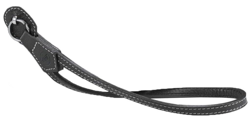 LEICA poutko kožené s vystýlkou pro M, X a Q černé