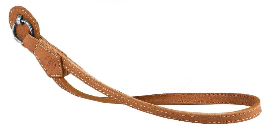 LEICA poutko kožené s vystýlkou pro M, X a Q cognac