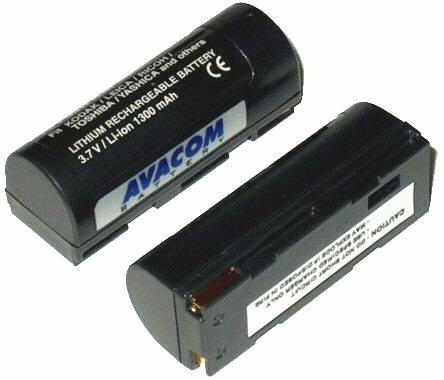 AVACOM Fujifilm NP-80