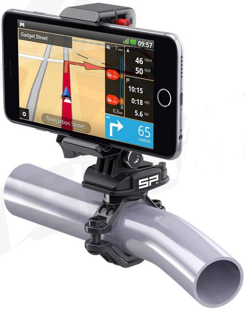 SP GADGETS Phone Mount Bundle - držák na řidítka pro telefon / GoPro