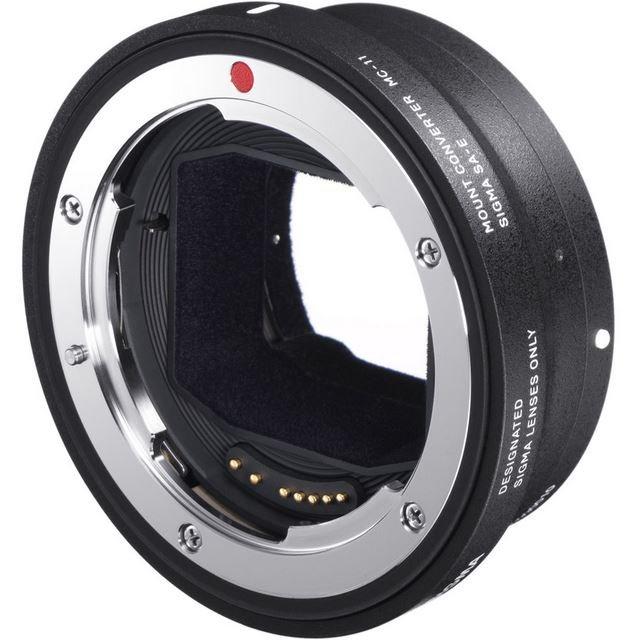 SIGMA MC-11 adaptér objektivu Sigma na tělo Sony E