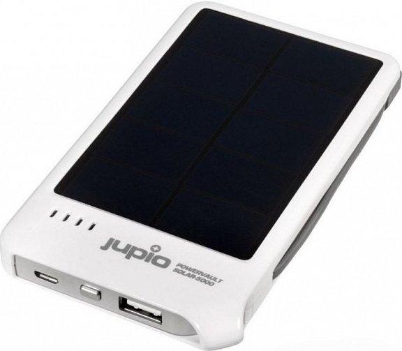 JUPIO Power Vault Solar Duo 5000 externí zdroj