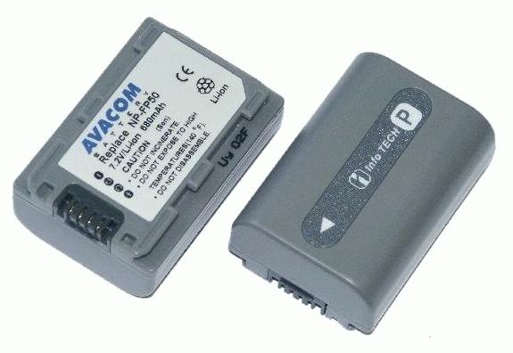 AVACOM Sony NP-FP50