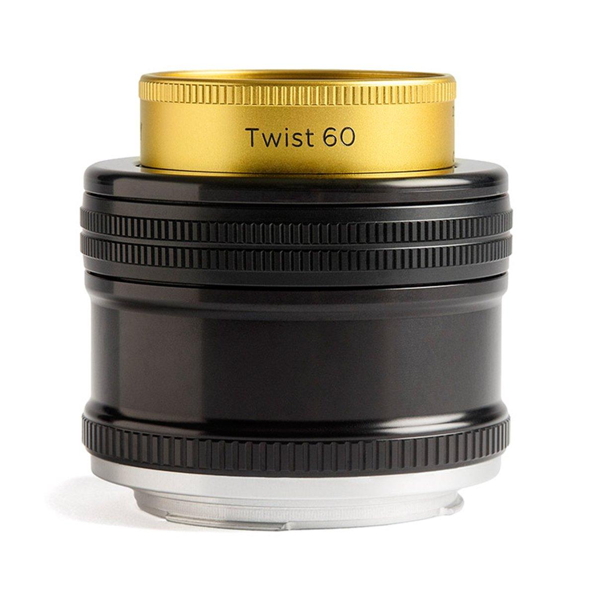 LENSBABY Twist 60 pro Canon EOS