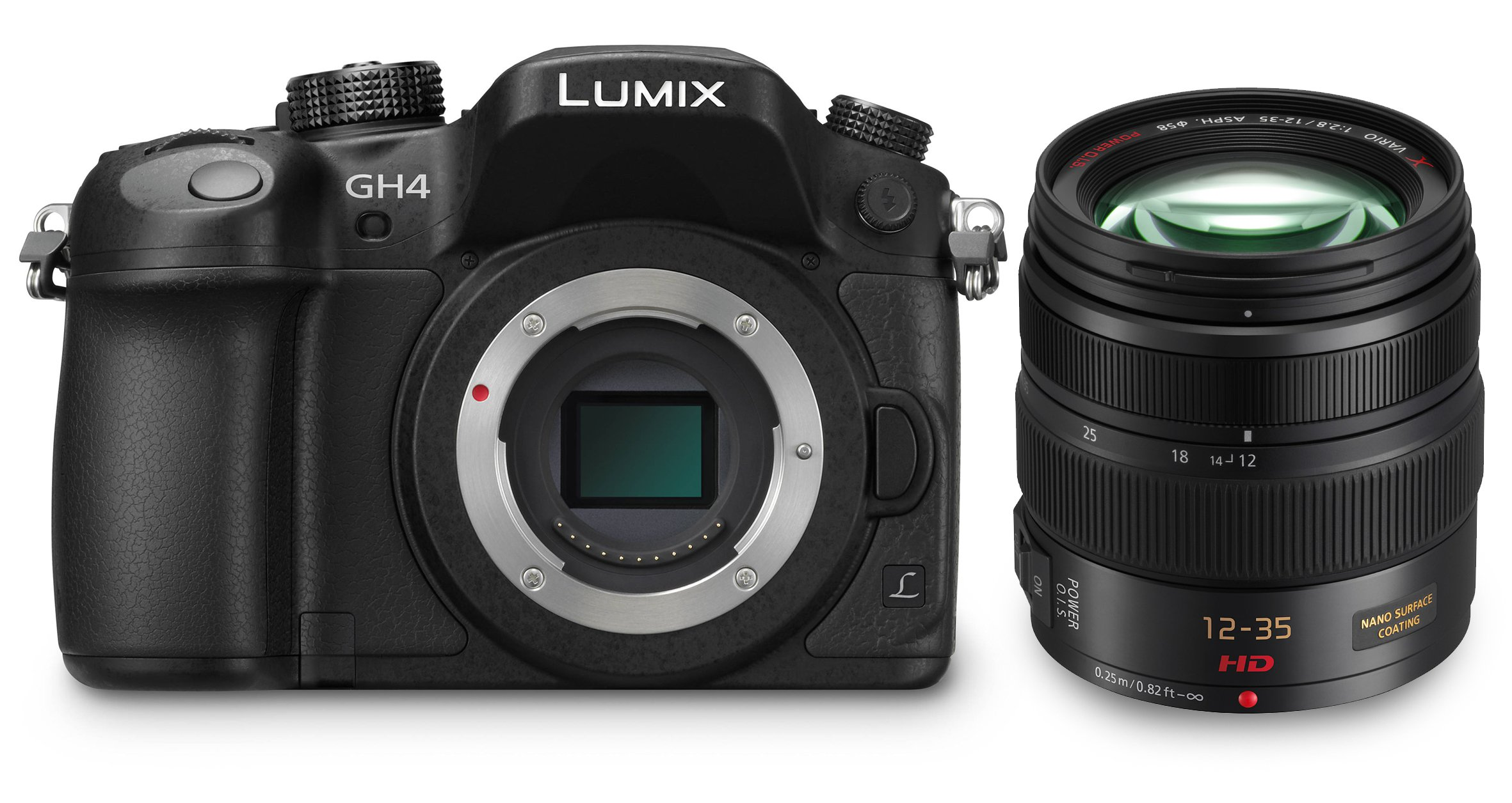 PANASONIC Lumix DMC-GH4R + 12-35mm