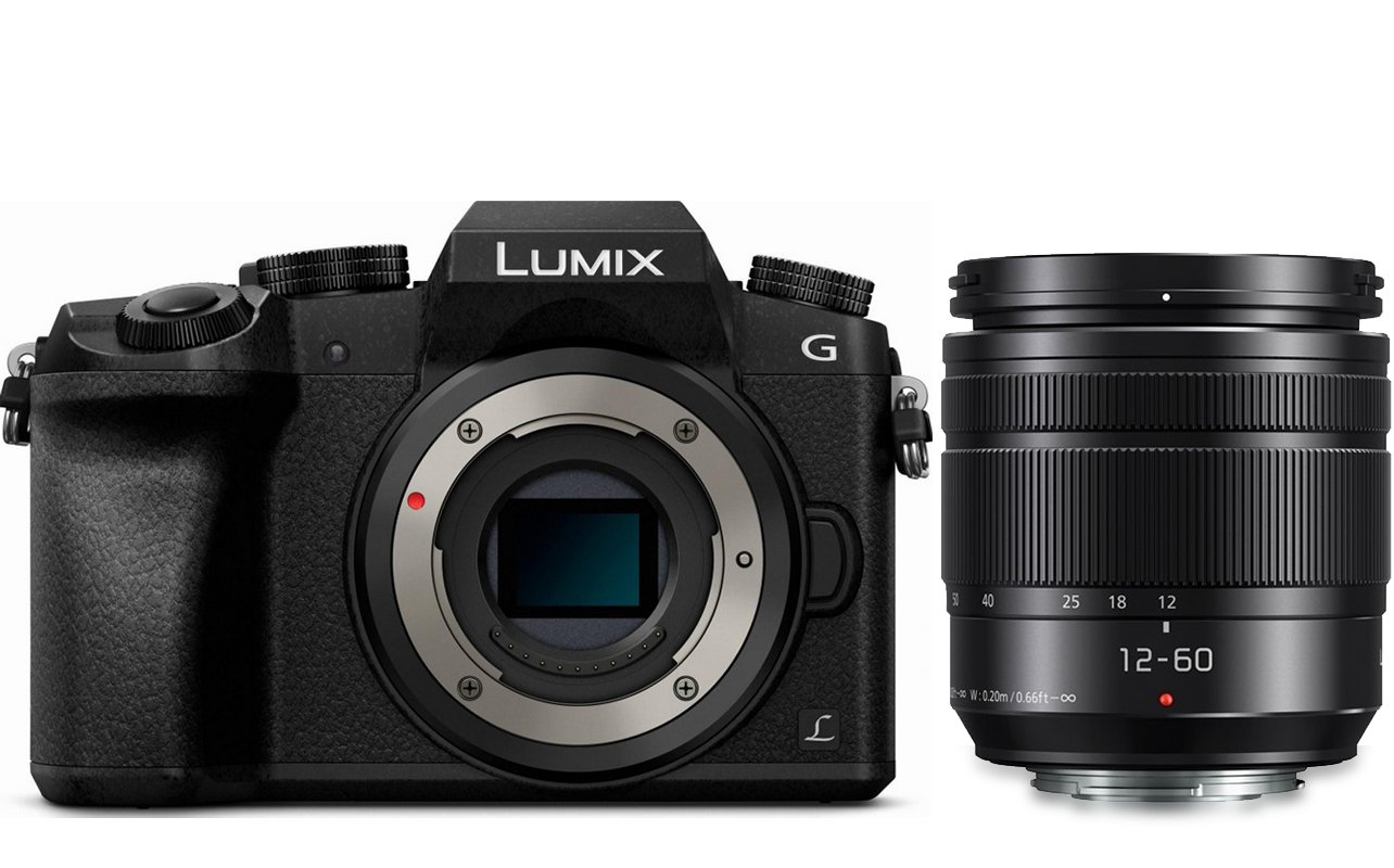 PANASONIC Lumix DMC-G7 + 12-60 mm