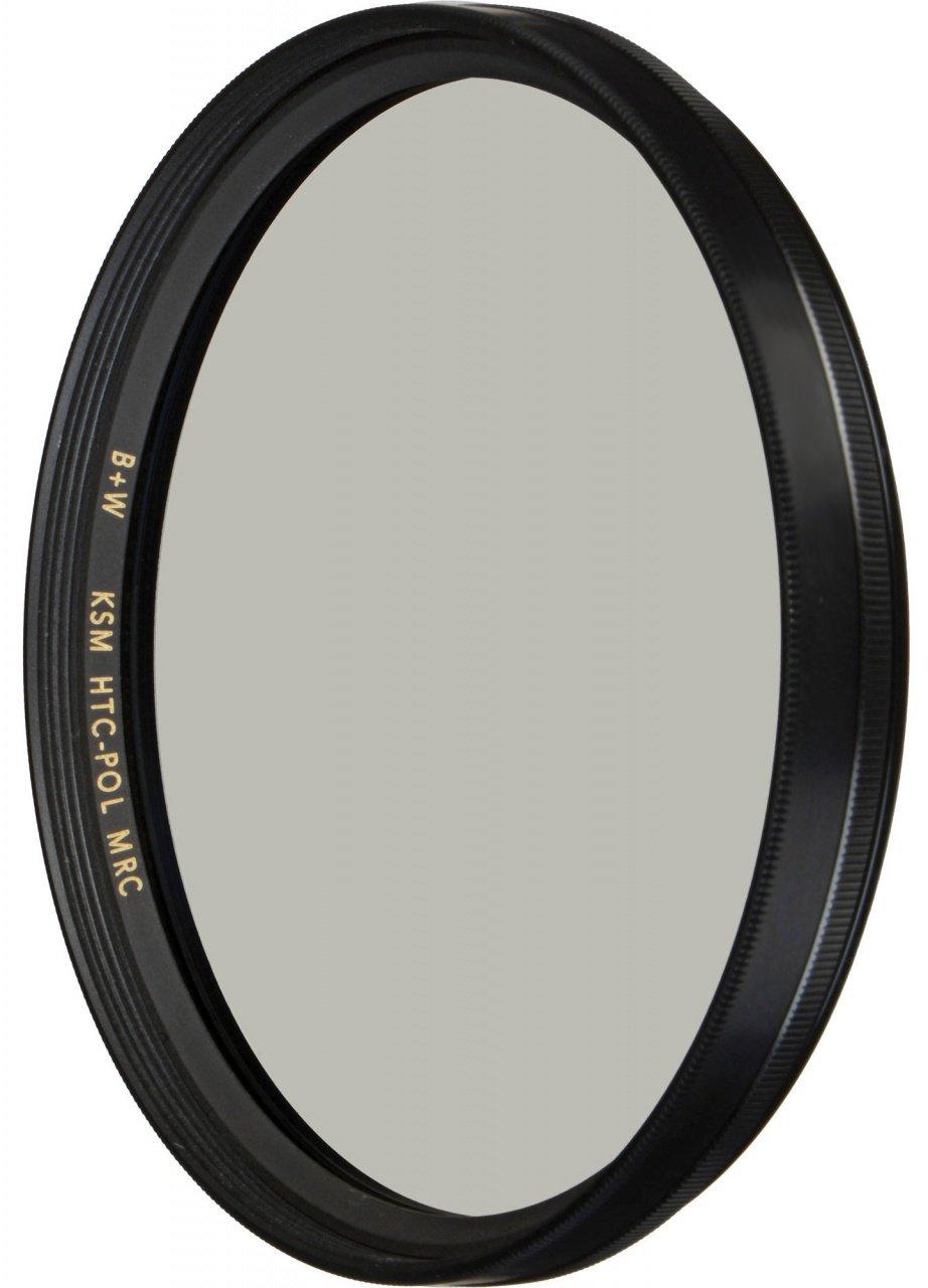 B+W filtr Polarizační cirkulární KSM HTC Digital MRC 77 mm