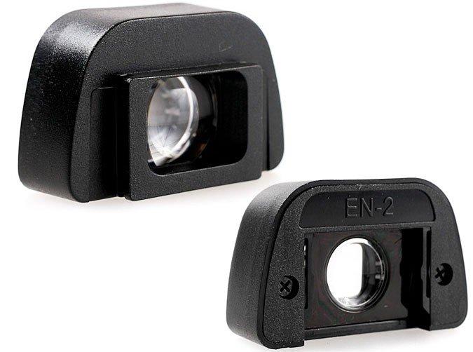 JJC očnicový extender EN-2 pro Nikon D3300/D5300/D7200/D610/D750