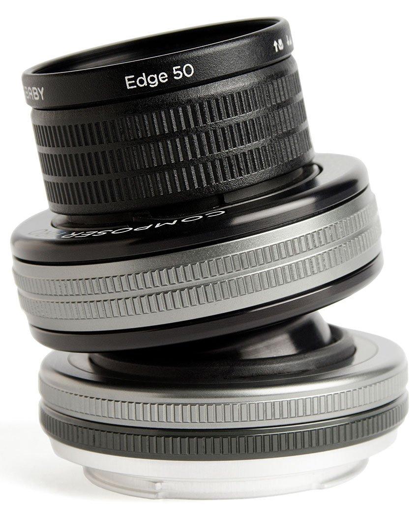 LENSBABY Composer Pro II Edge 50 pro Canon