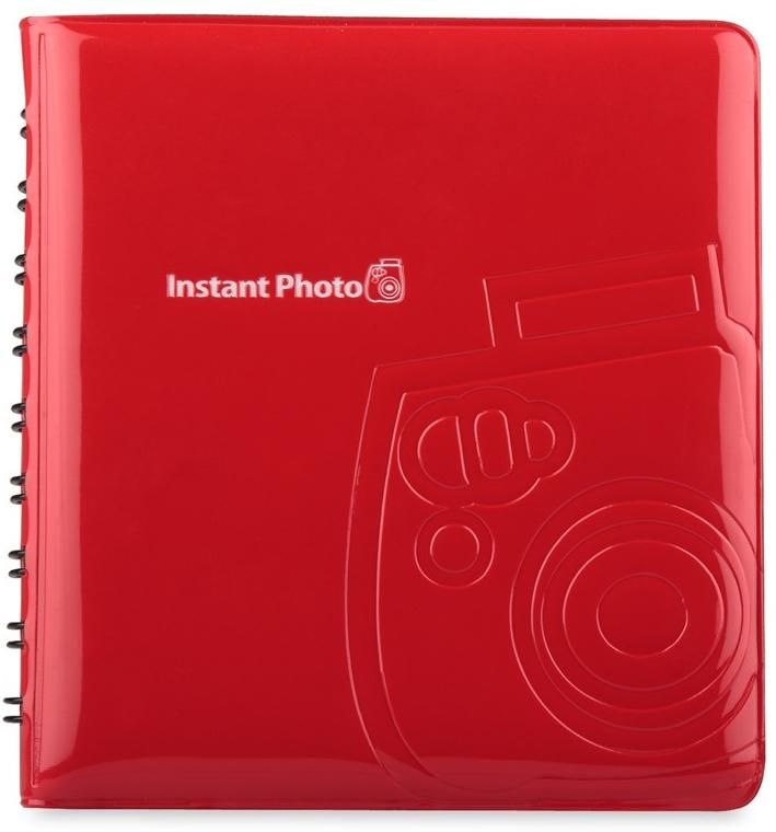 FUJIFILM Instax MINI album na fotografie - červené