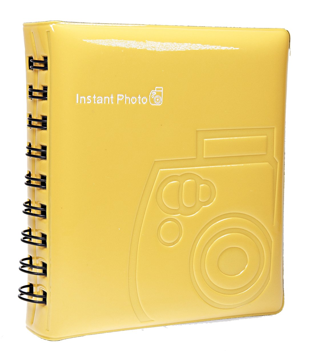 FUJIFILM INSTAX MINI album na fotografie - žluté