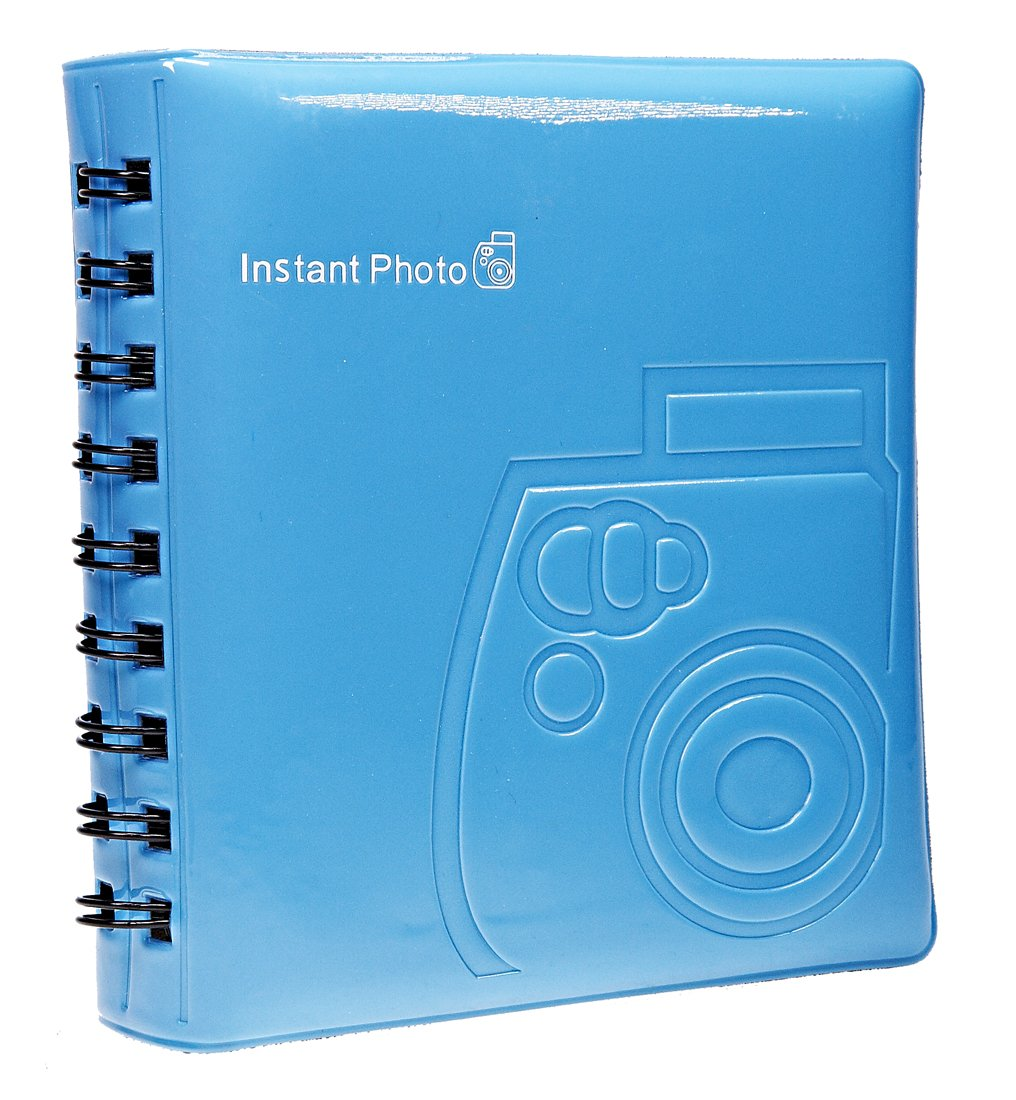FUJIFILM INSTAX MINI album na fotografie - modré