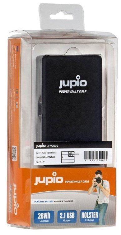 JUPIO Power Vault NP-FW50 externí zdroj