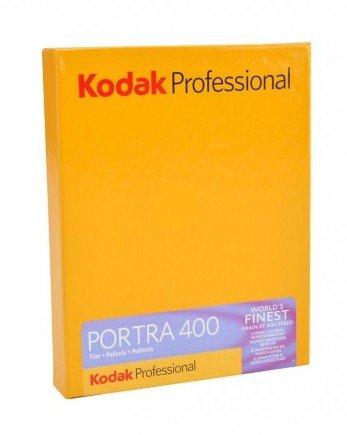 "KODAK Portra 400 20,3x25,4 cm (8x10"")/10 listů"
