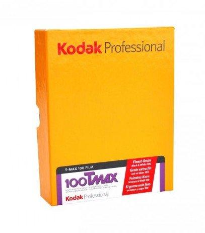 KODAK T-Max TMX 100 10,2x12,7 cm (4x5
