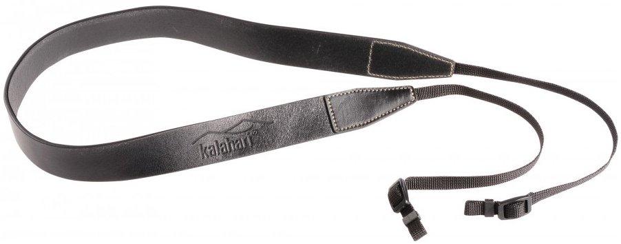 KALAHARI KAAMA L-65 popruh kožený černý