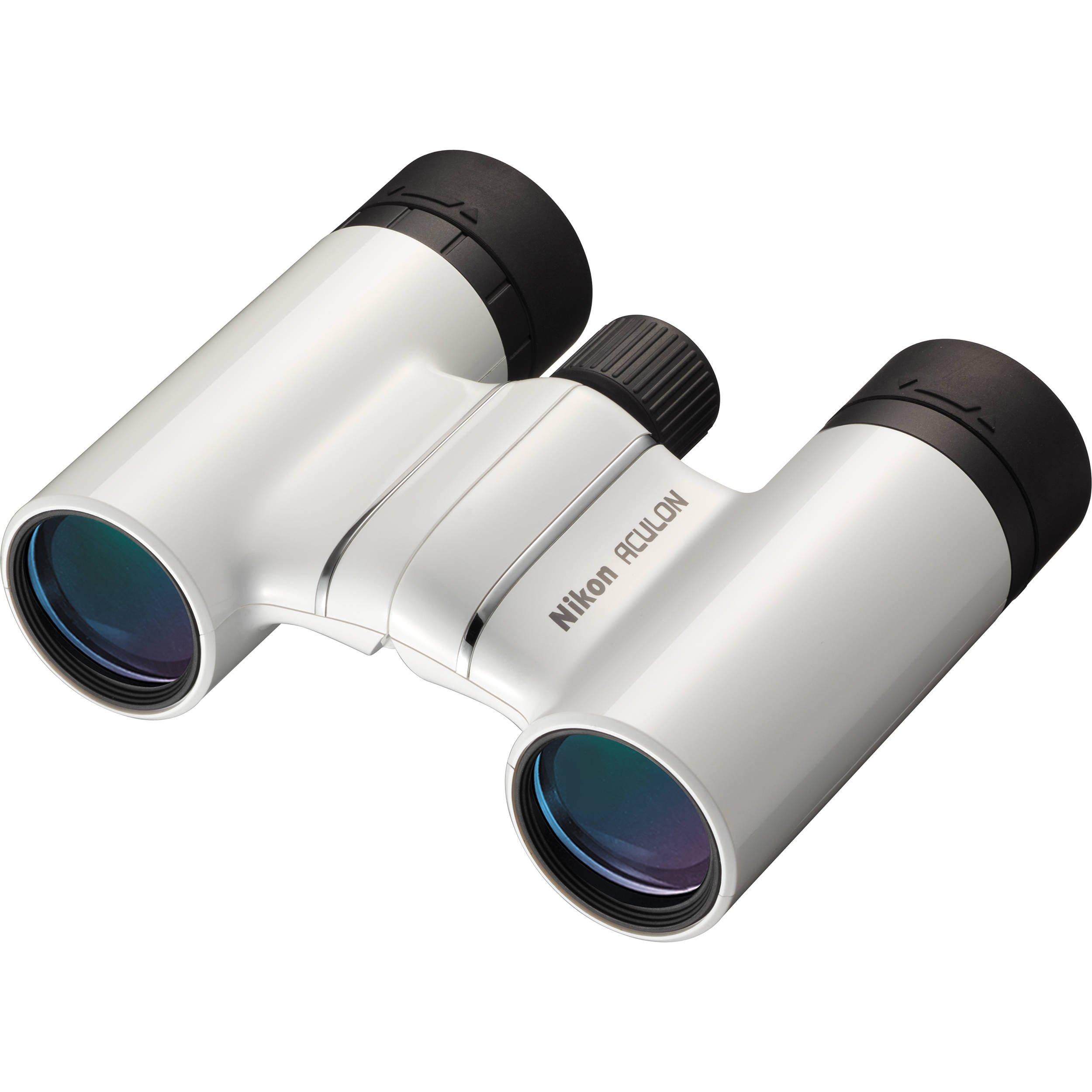 NIKON 8x21 ACULON T01 WHITE - dalekohled AKCE