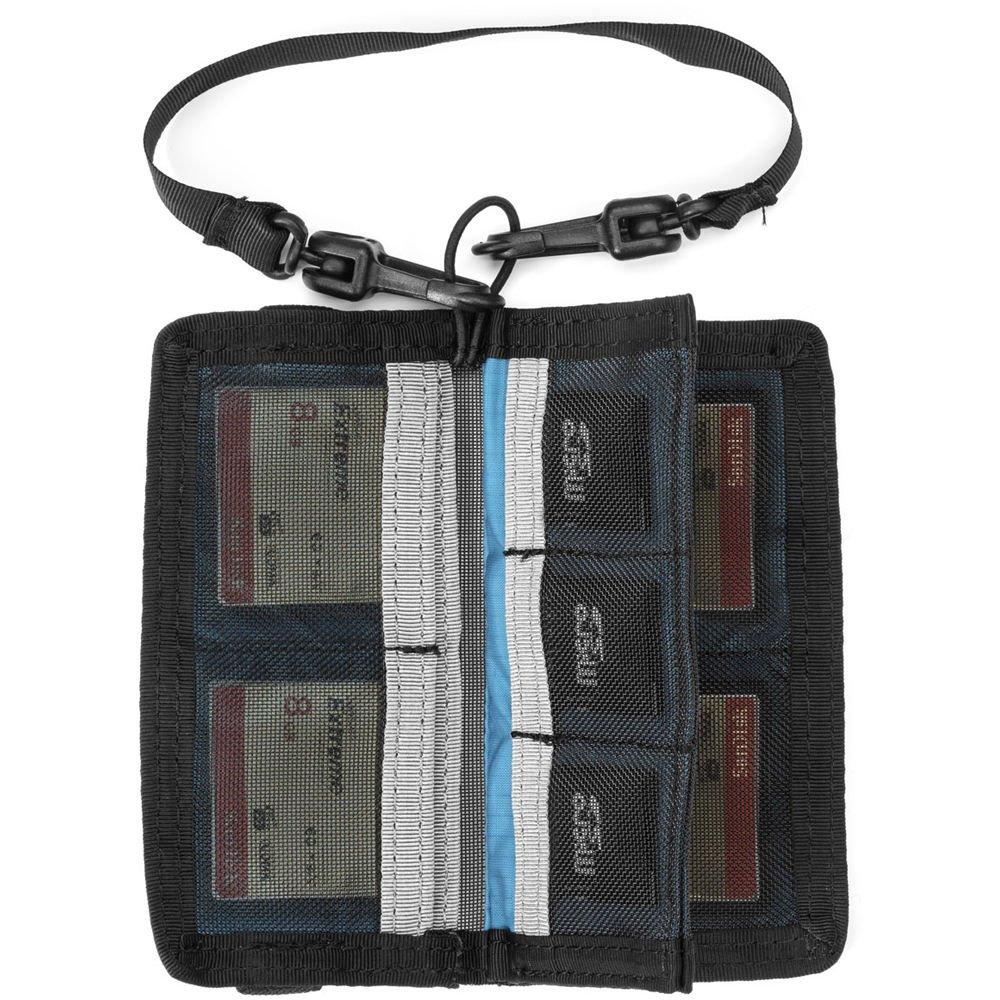 TAMRAC Goblin Card pouch SD6/CF4 - pouzdro pro SD a CF karty