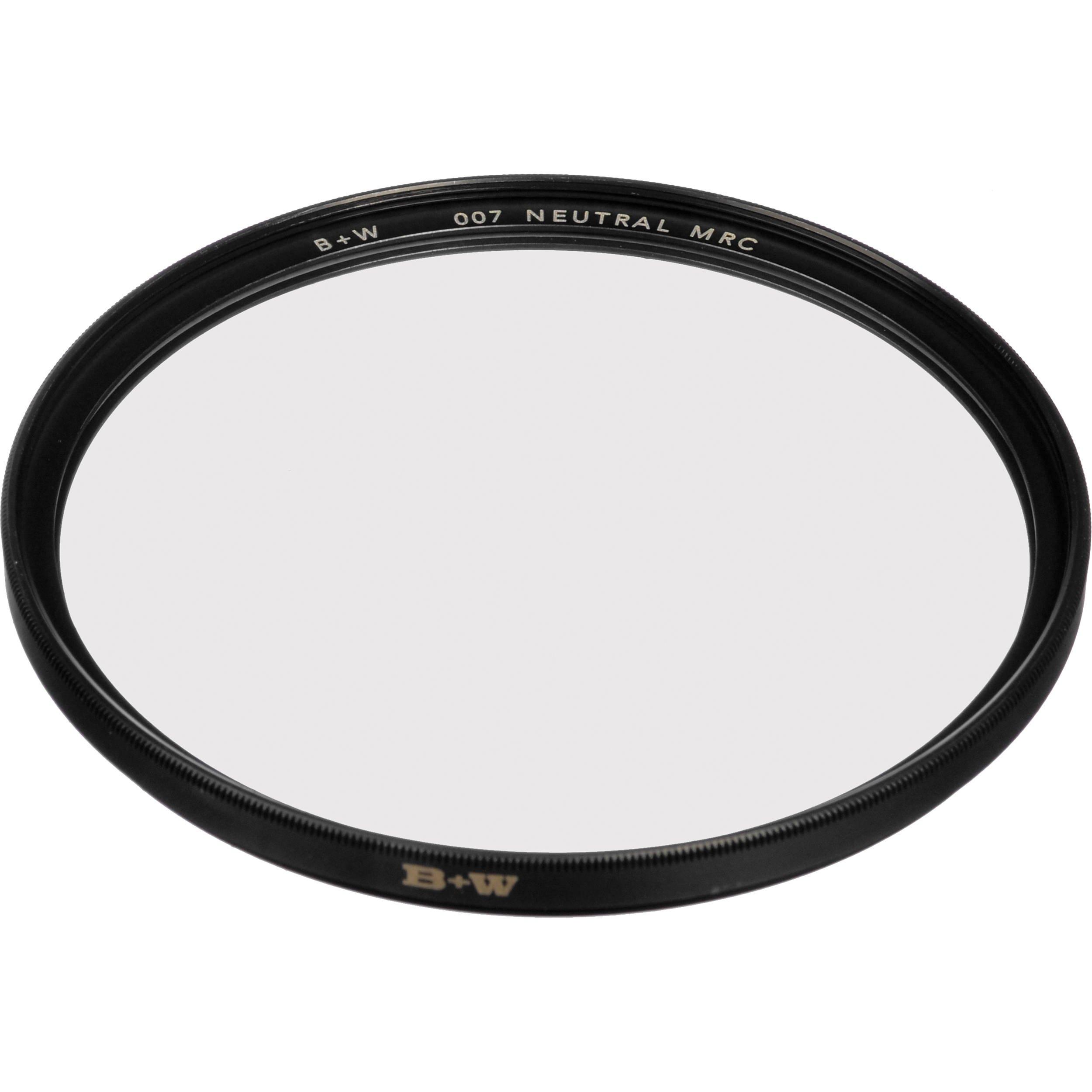 B+W filtr ochranný neutrální 007M MRC 49mm