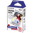 FUJIFILM INSTAX COLORFILM MINI GLOSSY AIRMAIL WW
