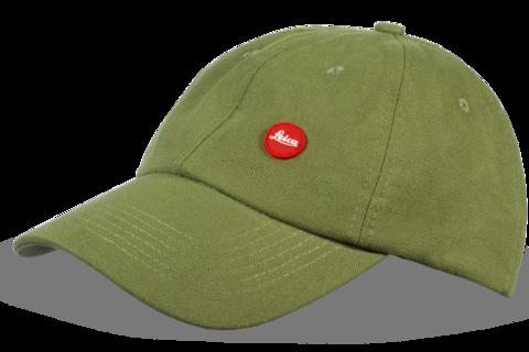 LEICA baseball čepice zelená