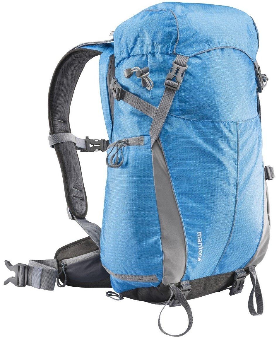 MANTONA Elements Outdoor - fotobatoh modrý