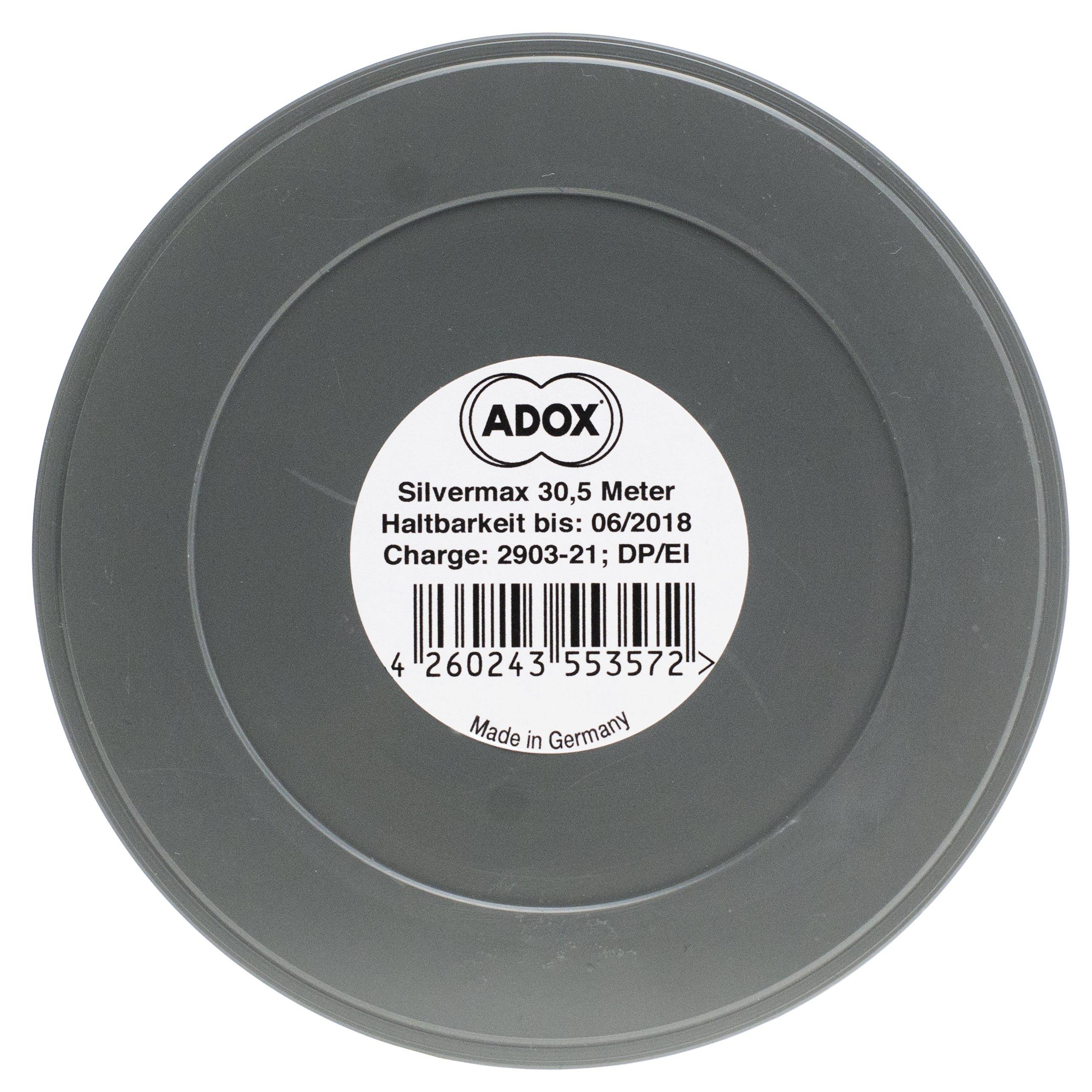 ADOX Silvermax 100/metráž 30,5 m