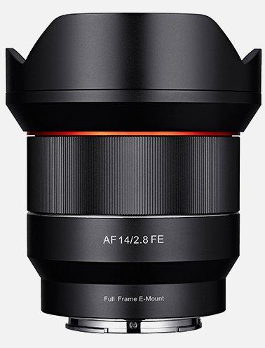 SAMYANG 14 mm f/2,8 AF FE pro Sony E