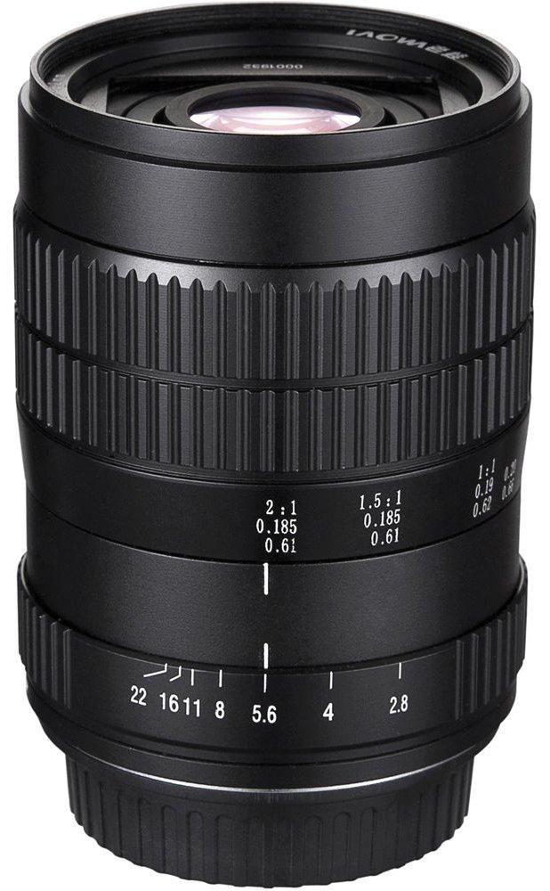 LAOWA 60 mm f/2,8 Ultra-Macro pro Canon (APS-C)