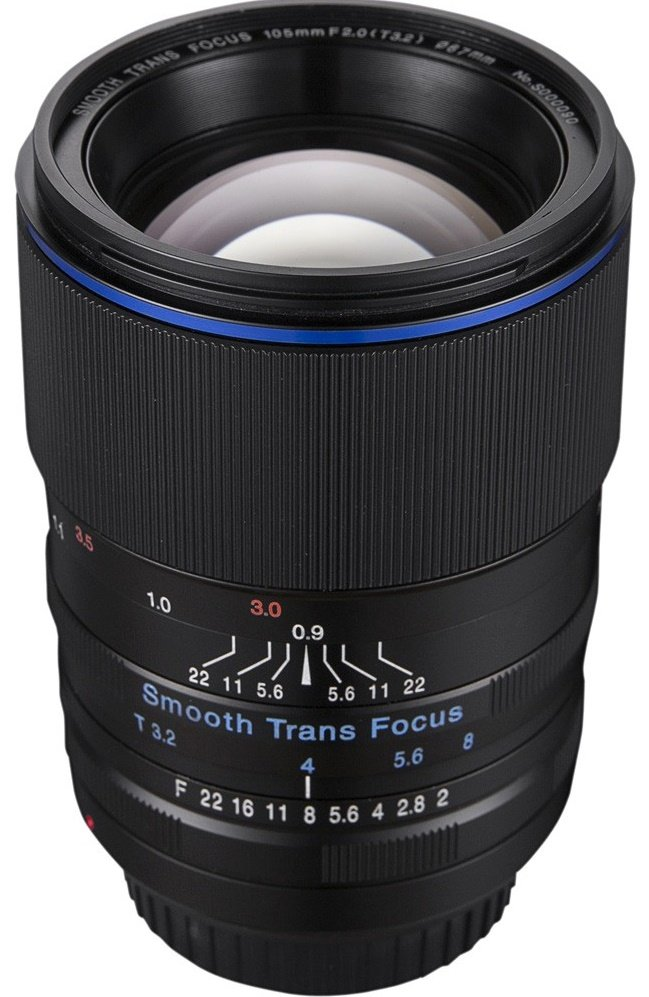 LAOWA 105 mm f/2 (T3,2) STF pro Sony A