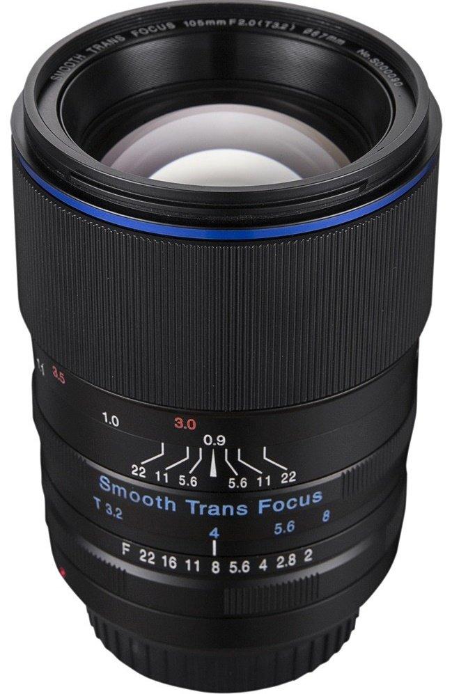 LAOWA 105 mm f/2 (T3,2) STF pro Canon