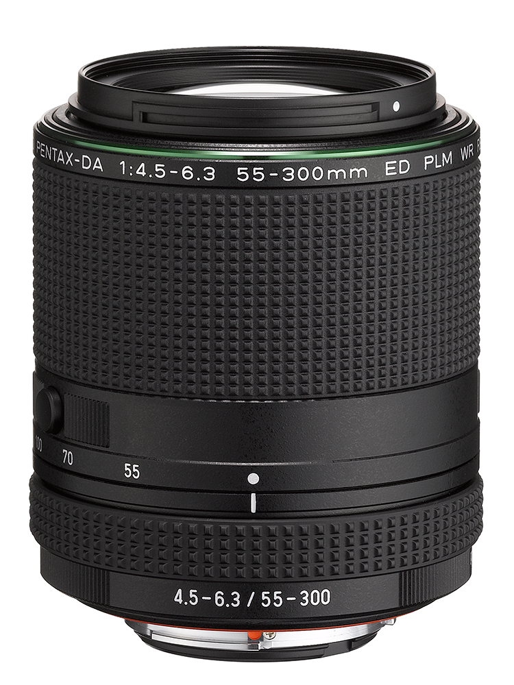 PENTAX 55-300 mm f/4,5-6,3 HD DA ED PLM WR RE