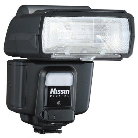 NISSIN i60A pro Olympus/Panasonic/Leicu (mimo E-M10 III)