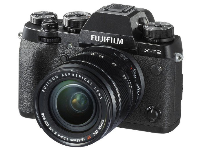 FUJIFILM X-T2 + 18-55 mm