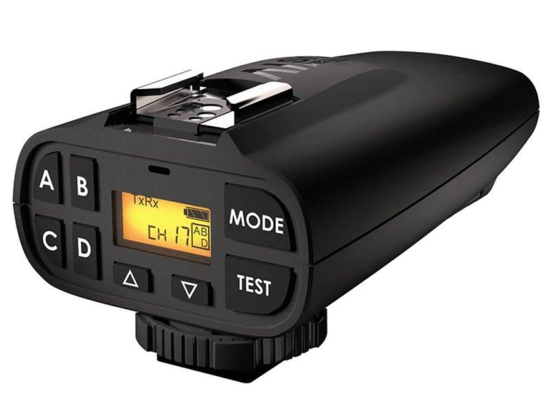 POCKETWIZARD PLUS IV rádiový vysílač/přijímač blesku