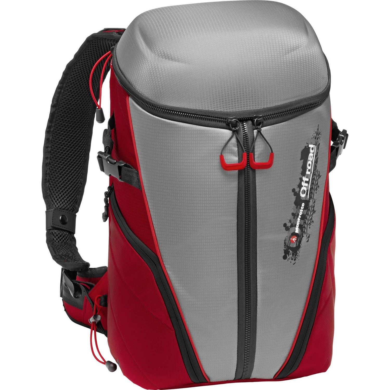 MANFROTTO Off road Stunt Backpack černý - fotobatoh