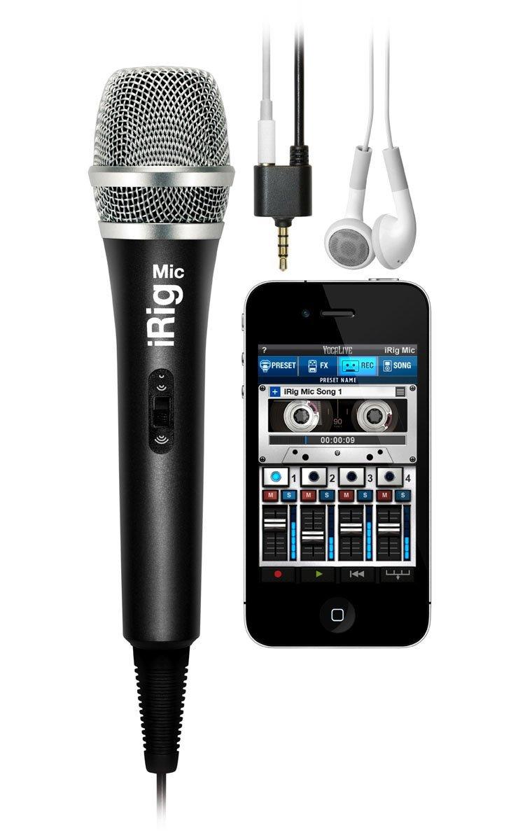 RODE iRig Mic mikrofon