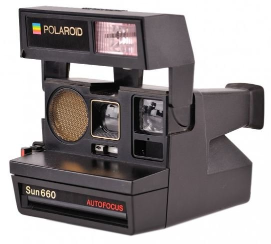 polaroid sun 660 autofocus repasovan p stroj z ruka 6 m s c centrum foto koda. Black Bedroom Furniture Sets. Home Design Ideas