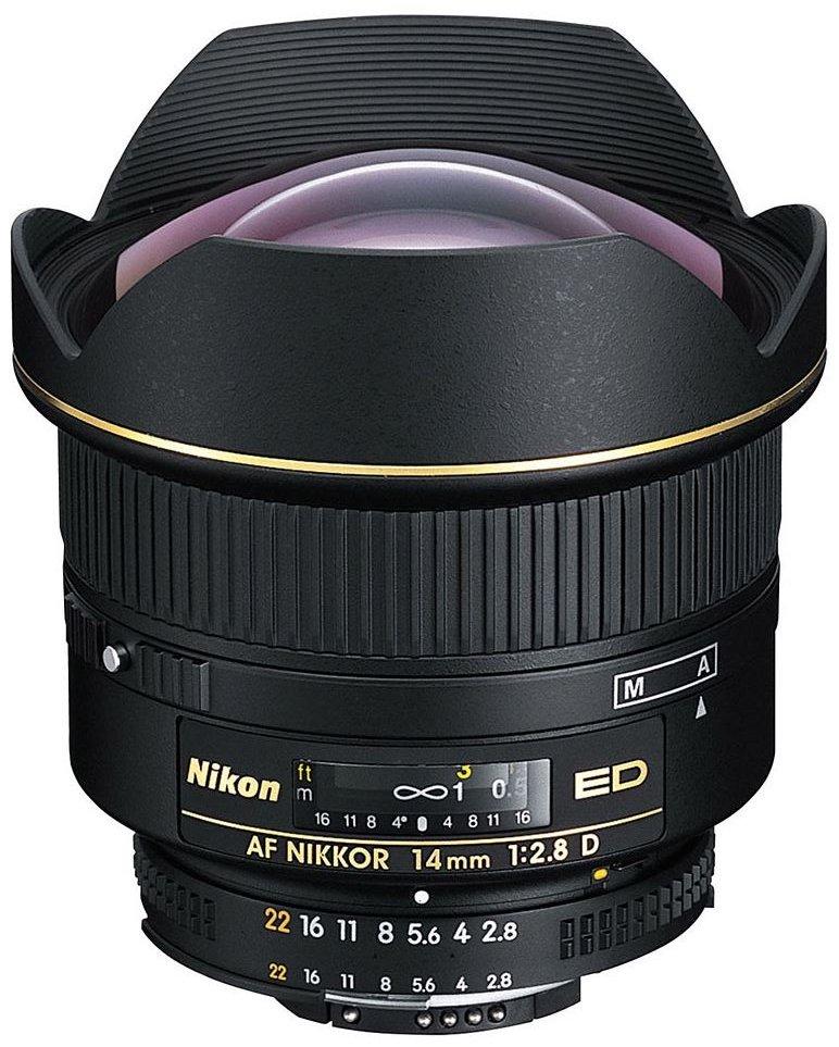 NIKON 14 mm f/2,8 D AF