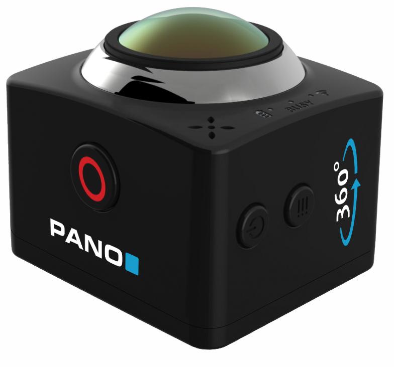NICEBOY Pano 360 - sportovní kamera